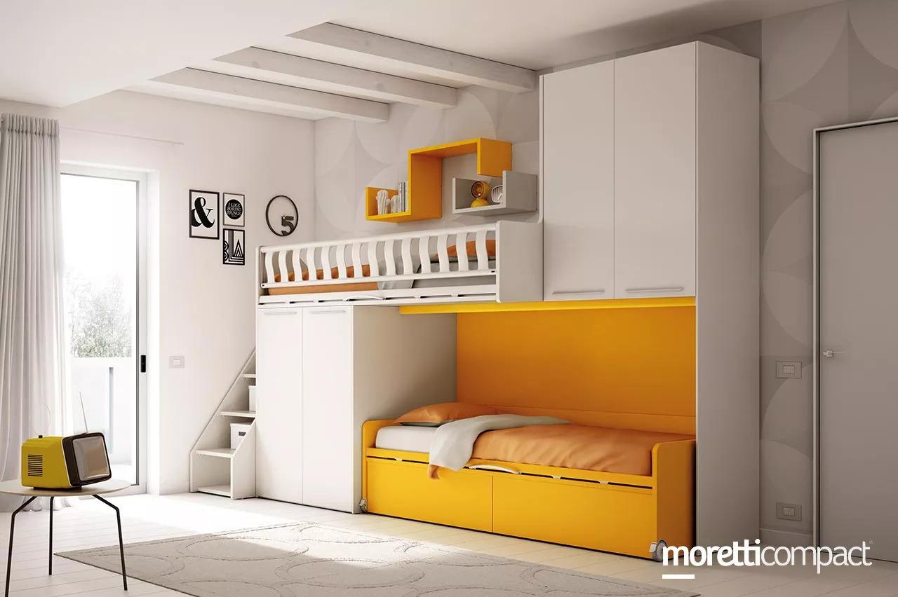 Cameretta Moretti Compact 5