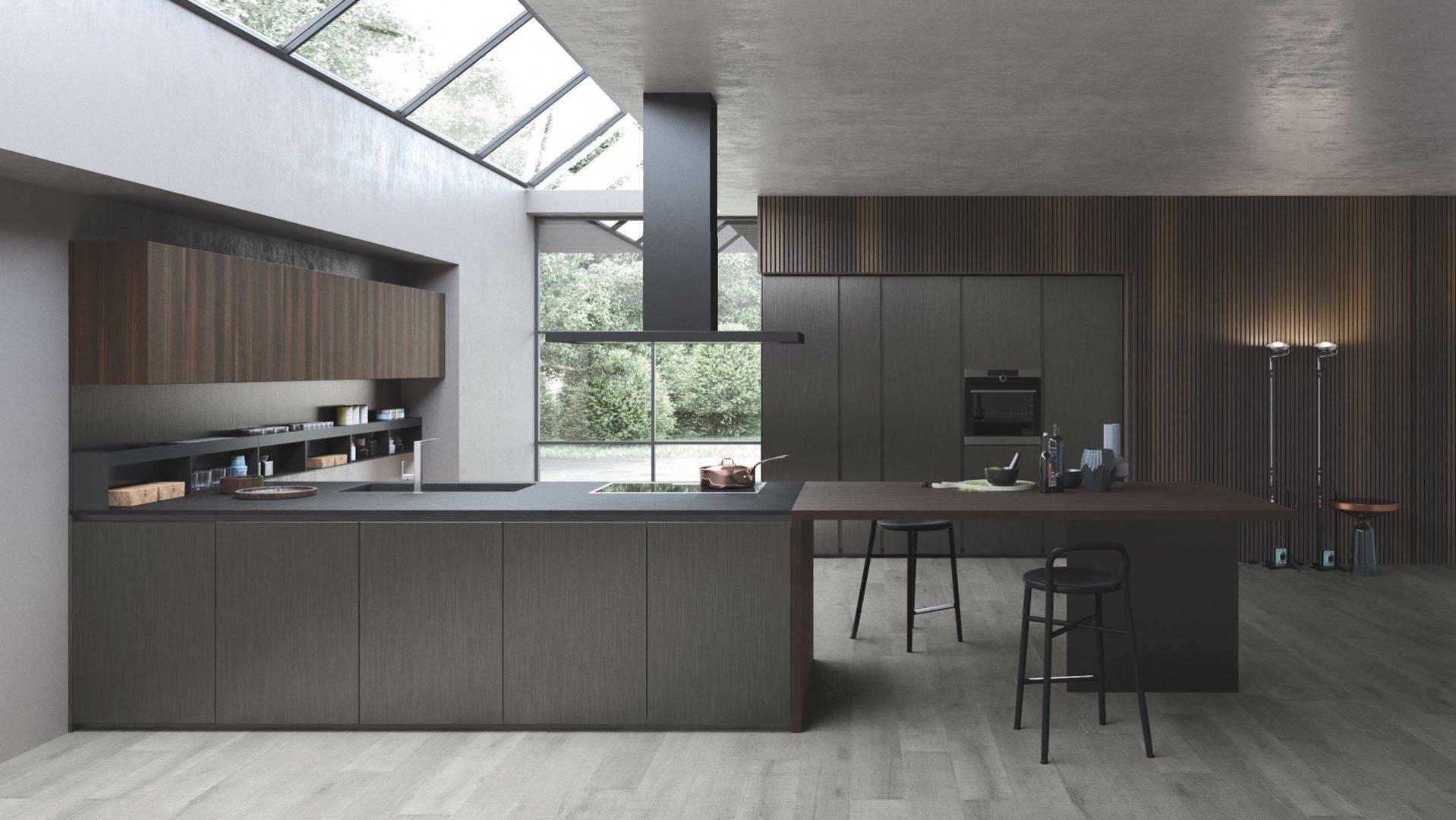 Cucina Pedini Modello k016