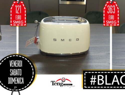 #blackfriday da Teng Arredamenti: un weekend imperdibile con SMEG!