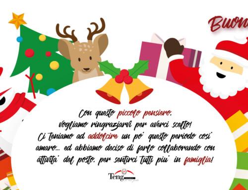 Il Natale si avvicina: quest'anno regali a Km Zero.