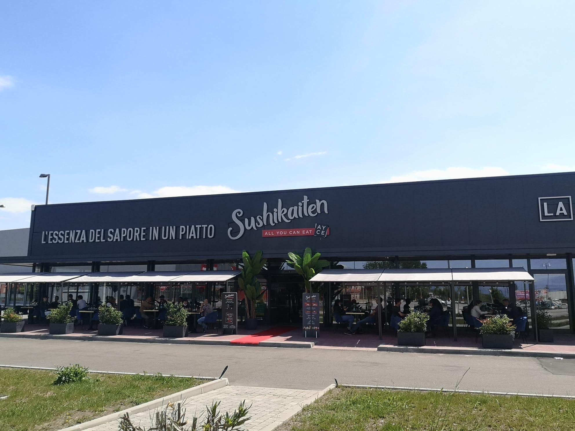 Teng in giro per l'Italia: grandi collaborazioni in corso con Sushikaiten!